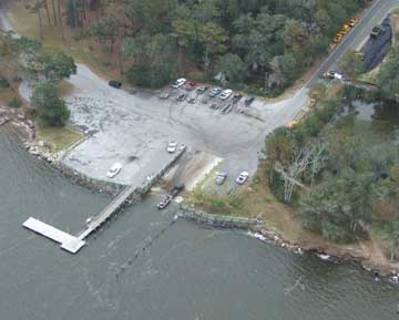 Camden county crooked river park boat ramp department for Ga dnr fishing license