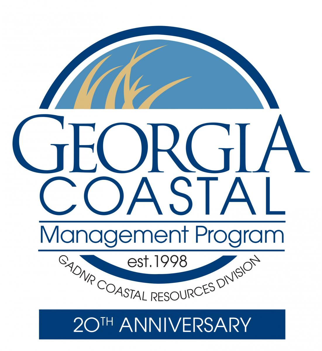 Georgia Coastal Management Program Logo