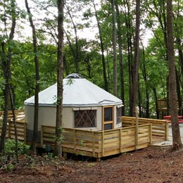 Accommodations and Camping