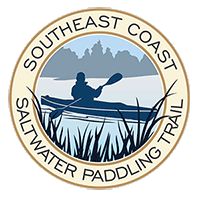 Southeast Coast Saltwater Paddling Trail Logo