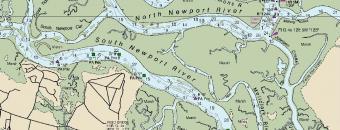 South Newport River Boat Ramp