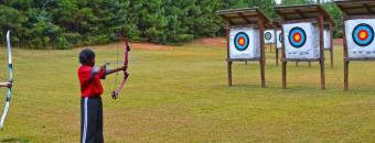 Panola Mountain Archery Range