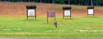 Static Range at Rock Hawk/Oconee
