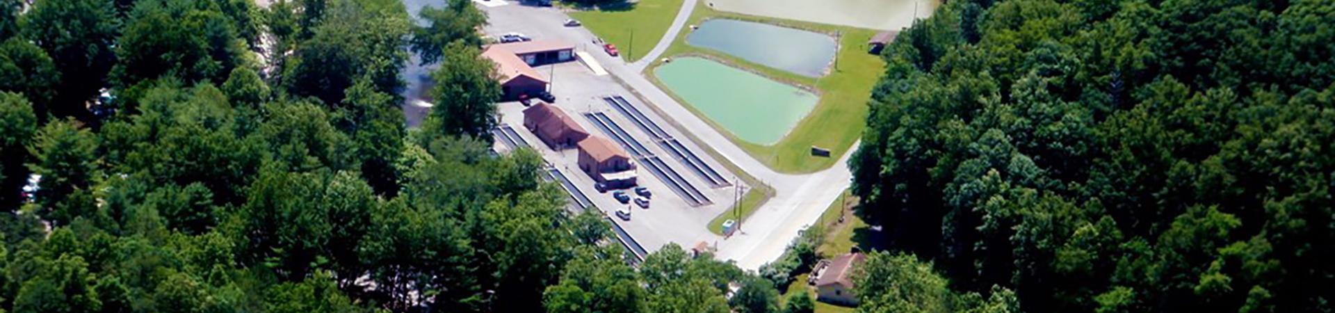 Burton Aerial View